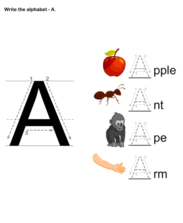 Pin On Educational Worksheets For Kids