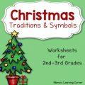 Christmas Worksheets 3rd Grade