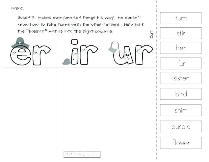 4th Grade Phonics Worksheets Free Download Free Worksheet Daily