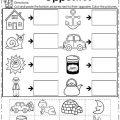 Worksheets On Opposites For Kindergarten