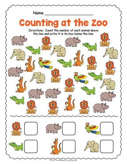 Pin On Counting Worksheets