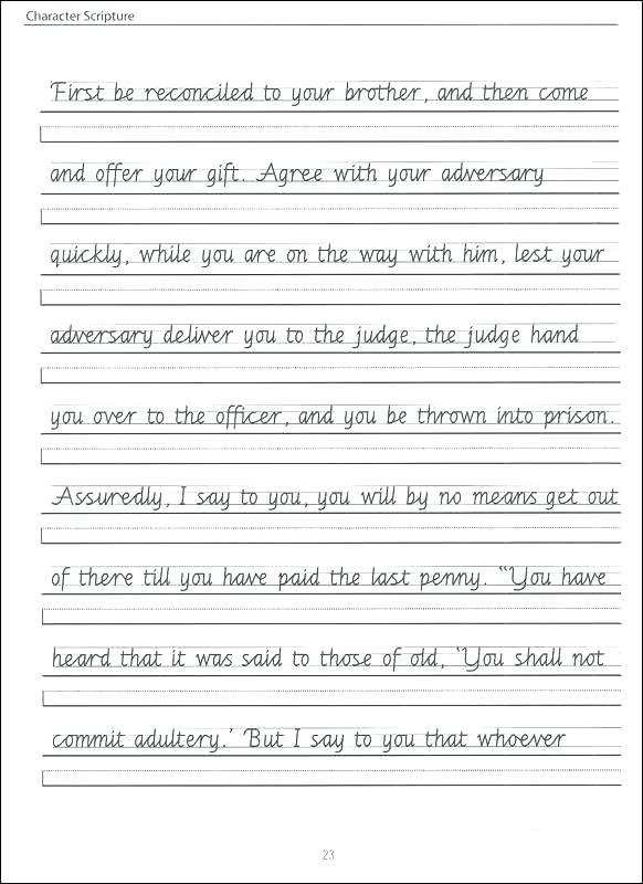 Free Reading Comprehension Worksheets For Grade Best Of Cursive