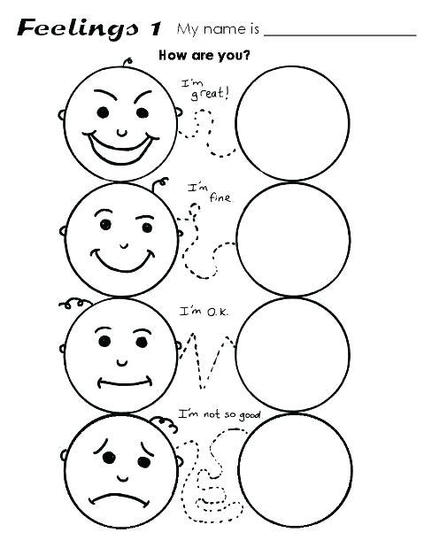 Emotional Intelligence Worksheets – Johnsimpkins Com