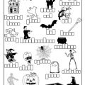 Halloween Worksheets For Esl