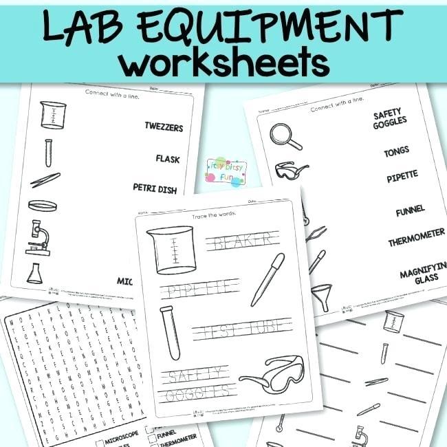 Biology Lab Equipment Worksheets – Katyphotoart Com