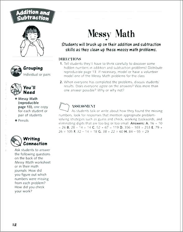 Math Problem Solving Grade 3 Superhero Worksheets Printables