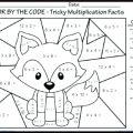 Fun Printable Multiplication Worksheets