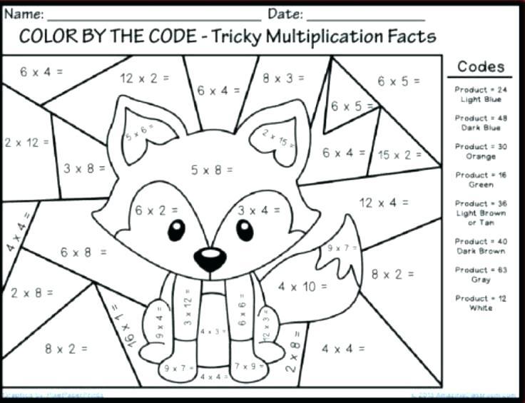Multiplication Worksheets Grade 3 Fun