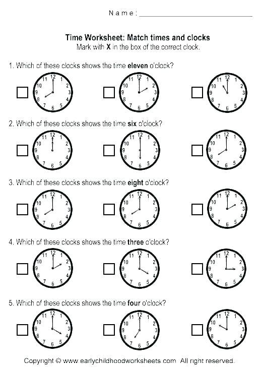 Parts Of A Clock Worksheet – Akasharyans Com