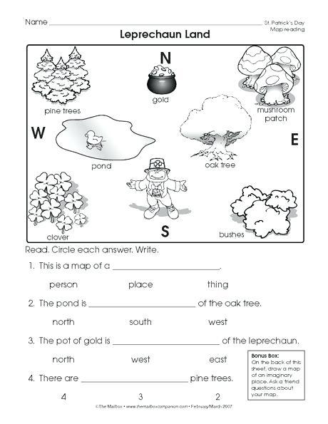 World Map Skills Worksheets Printable For Kindergarten – Readio Info