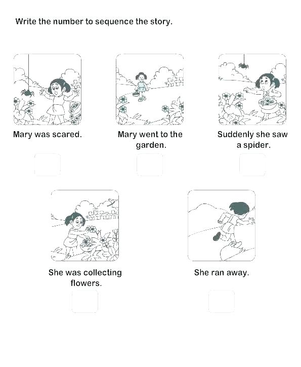Sequence Story Worksheets Sequencing Worksheets Sequence Story