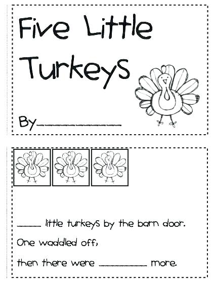 Thanksgiving Worksheets Pdf – Golfpachuca Com