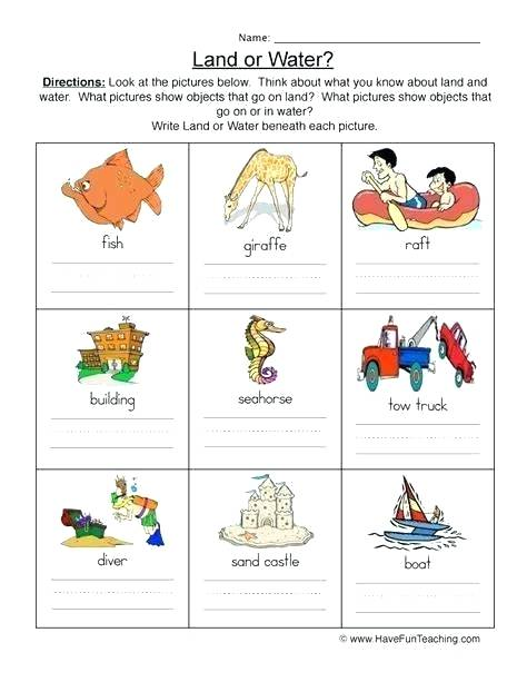 Water Pollution Worksheets For Kids – Katyphotoart Com