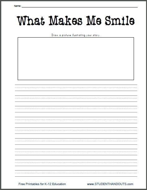 Creative Writing Prompts For Second Grade