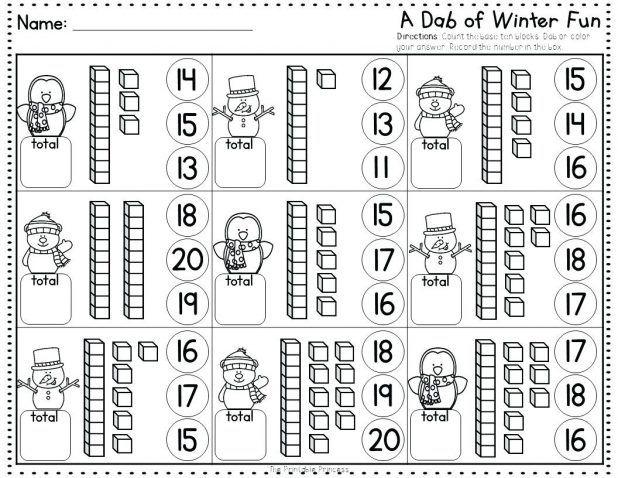 Winter Fun Using Bingo Dabbers No Prep Dauber Alphabet Coloring