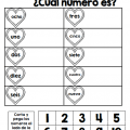 Math In Spanish Worksheets