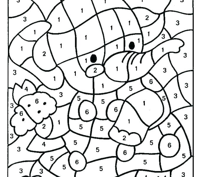 Addition Coloring Page – Tatsachen Info