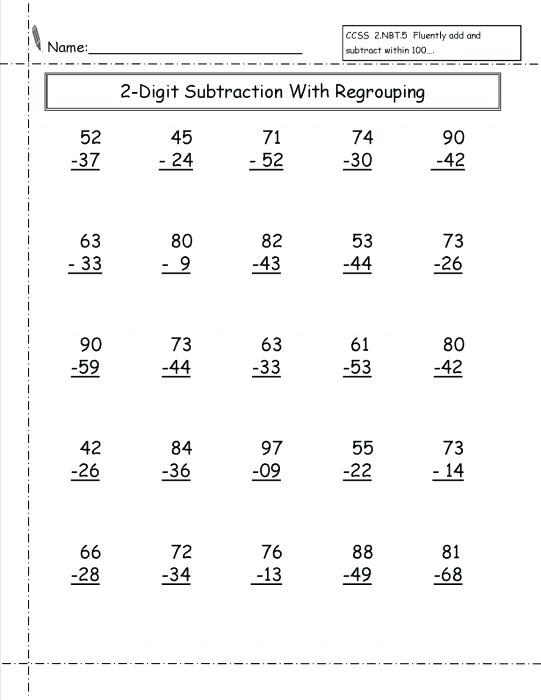 Primary School Mathematics Worksheets