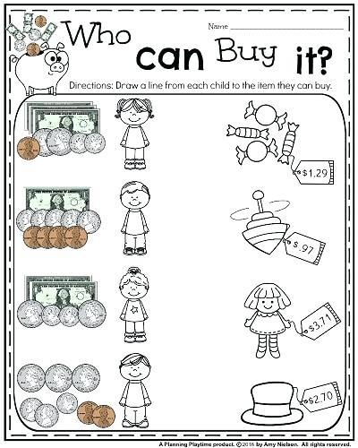 Basic Money Worksheets Simple Money Worksheets Ks1 Money Skills