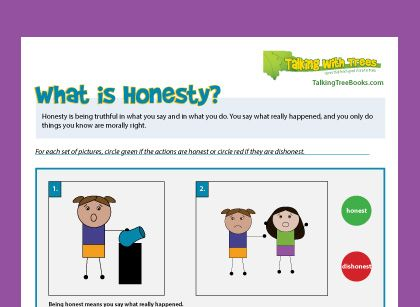Free Character Traits   Social Skills Activities