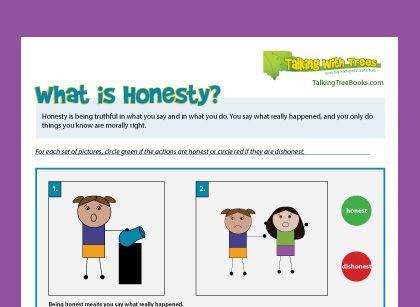 Free Character Traits   Social Skills Activities