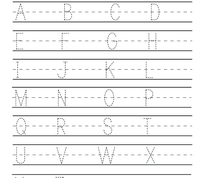 Preschool Worksheets Free The Best Worksheets Image Abc Worksheets